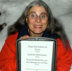 Gail Daneker- Solidarity